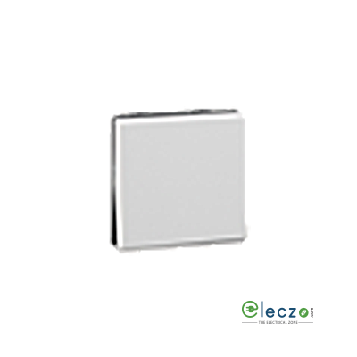 Legrand Myrius Switch 10 A, White, 2 Module, 1 Way