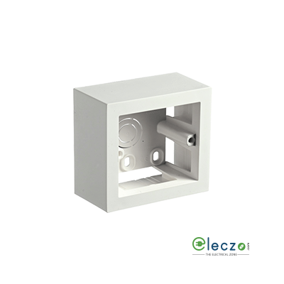 Legrand 1 or 2 Module Surface Mounting Plastic Box