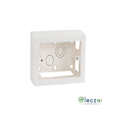 Legrand PVC Surface Box 3 Module, Suitable For Mylinc/Myrius