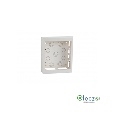 Legrand PVC Surface Box 8 Module, Suitable For Mylinc/Myrius