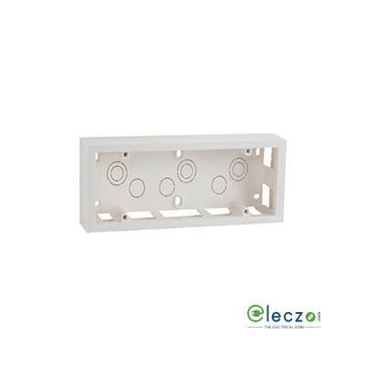 Legrand 8 Module Surface Mounting Plastic Box