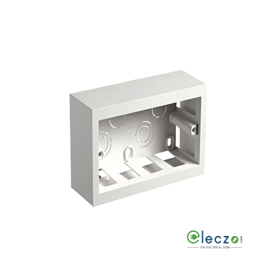 Legrand 9 Module Surface Mounting Plastic Box