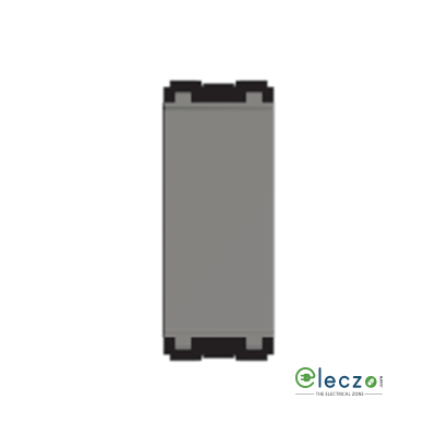 Norisys Cube Series 1 Module Quartz Grey Blank Plate
