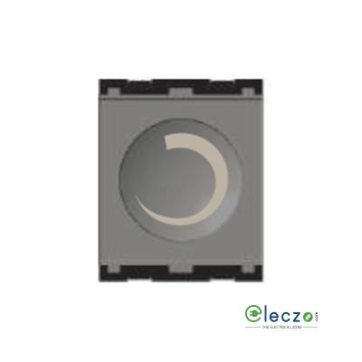 Norisys Cube Series Dimmer 500 W, 2 Module, Quartz Grey