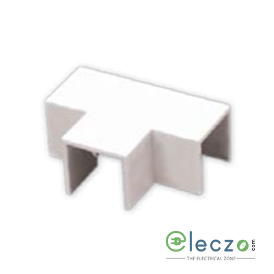 Precision UPVC Tee 20 x 12 mm, Ivory