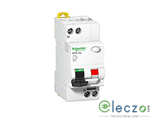 Schneider Electric Acti 9 RCBO 16 A, 1 Pole+N, 30 mA
