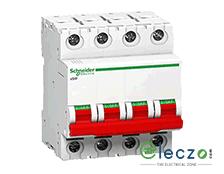 Schneider Electric Acti 9 MCB Isolator 63 A, 4 Pole