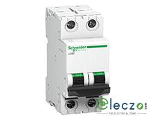 Schneider Electric Acti 9 MCB 32 A, 2 Pole, 10 kA, C-Curve