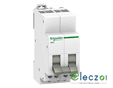 Schneider Electric Acti 9 Selector Switch 2 Pole, 2 Position, 1 NO + 1 NC