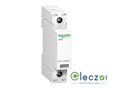 Schneider Electric Acti 9 Surge Arrester 1 Pole, 230 V