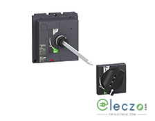 Schneider Electric Standard Extended Rotary Handle (ROH) Suitable For 400 to 630A, EasyPact EZC/CVS & Compact NSX MCCB