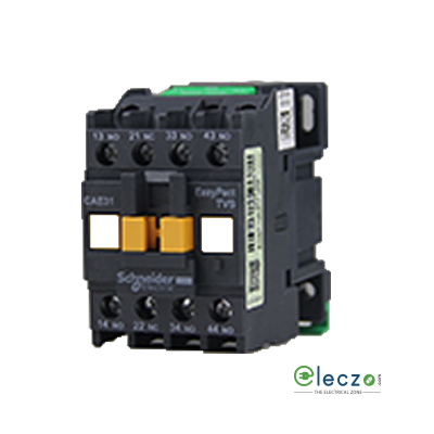 Schneider Electric EasyPact TVS Auxiliary Contactor ETVS 3 NO + 1 NC, 240 V AC