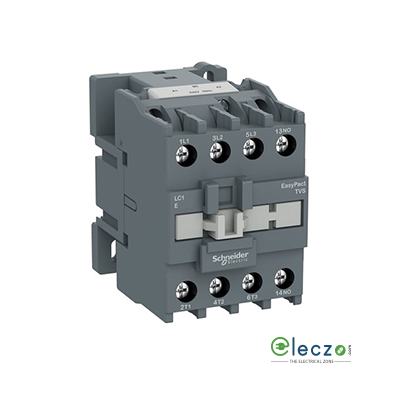 Schneider Electric EasyPact TVS Power Contactor 32 A, 4 Pole, 220 V AC, 4 NO, AC1 Duty