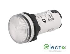 Schneider Electric Harmony XB7 Pilot Light Amber, 24 V, Direct Integral LED