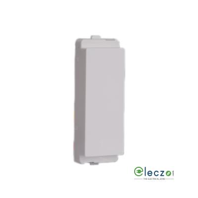 Schneider Electric Livia Blank Plate 1 Module, White