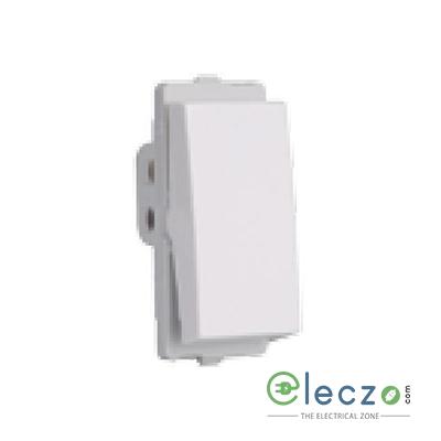 Schneider Electric Livia Switch 16 A, White, 1 Module, 1 Way