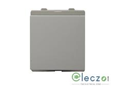 Schneider Electric Opale White Switch 16 A, 2 Module, 1 Way