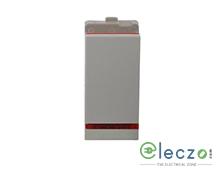 Schneider Electric Opale White Switch 16 A, 1 Module, 2 Way