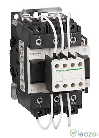 Schneider Electric TeSys Capacitor Duty Contactor 12.5 KVAr, 220 V AC, 1 NO + 2 NC