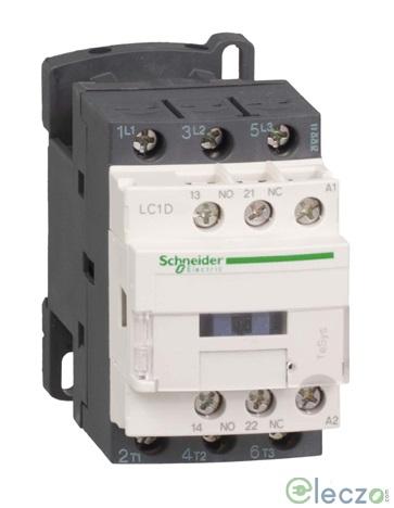 Schneider Electric TeSys Control Relay - D Model 10 A, 3 NO + 2 NC, 220 V DC
