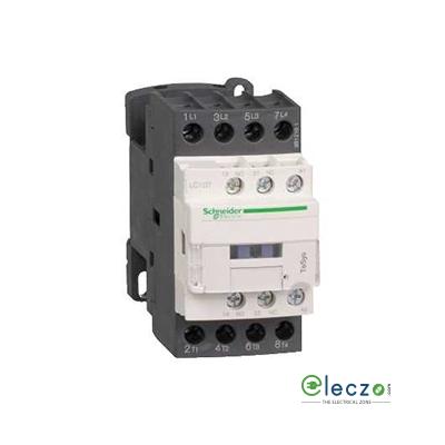 Schneider Electric Tesys Power Contactor - D Model 32 A, 4 Pole, 220 V AC 4 NO, AC1 Duty