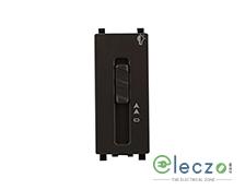 Schneider Electric Zencelo Dimmer 400 W, 1 Module, Dark Grey