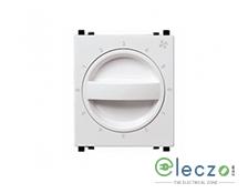 Schneider Electric Zencelo Fan Control Regulator 2 Module, White, 5 Step