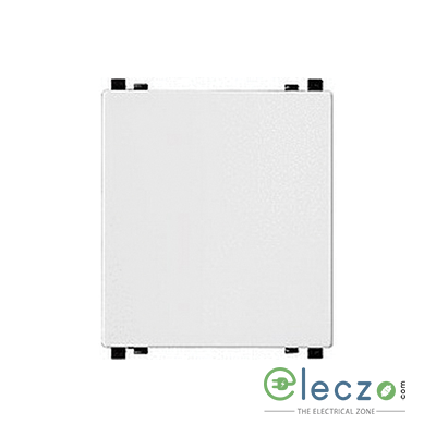 Schneider Electric Zencelo 2 Module White Foot Light, Yellow-LED
