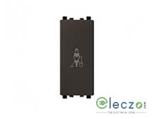 Schneider Electric ZENcelo MMR Panel Dark Grey, 1 Module