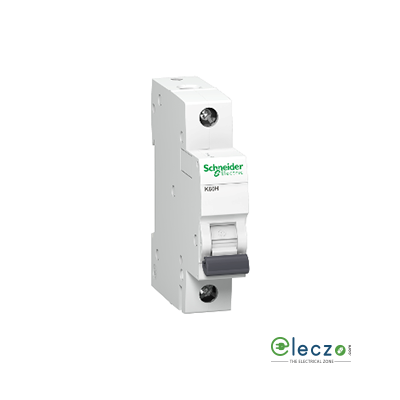 Schneider Electric Acti 9 K60H MCB 25 A, 1 Pole, 10 kA, C-Curve