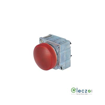 Siemens 3SB5 Indicating Lamp 22 mm, Red