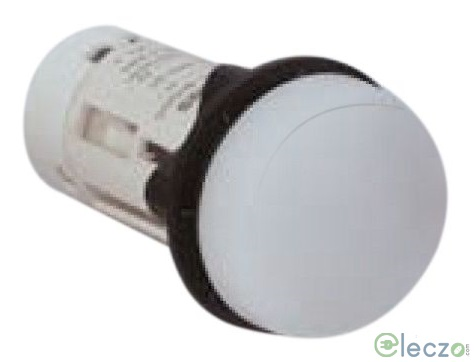 Siemens 3SB5 Indicating Lamp White, 220 V DC, Compact LED