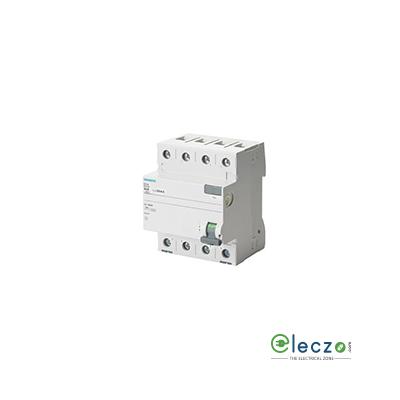 Siemens Betagard 5SV4 RCCB 40 A, 2 Pole, 100 mA, Type AC