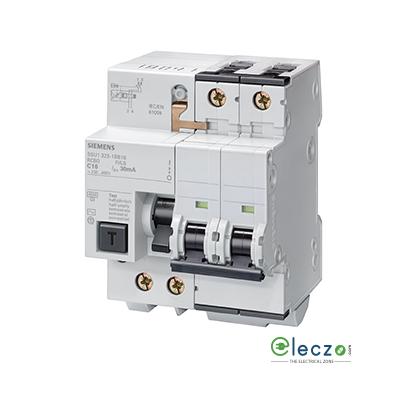 Siemens Betagard RCBO 32A, 2 Pole, 30 mA, Type AC