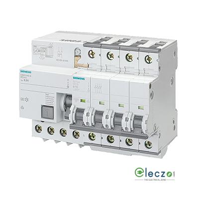 Siemens Betagard RCBO 32A, 4 Pole, 30 mA, Type AC