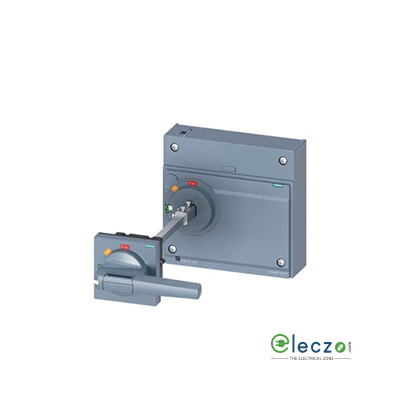 Siemens Sentron Extended Door Mounted Rotary Operator (ROH) Suitable For 800A / 1000A, 3VA25 MCCB
