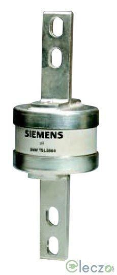 Siemens Sentron 3NW HRC Fuse Link 125 A, 415 V AC/240 V DC, BS Type, 80 kA, Central Tag