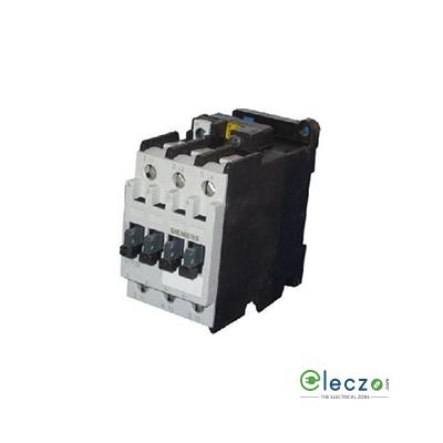 Siemens Sicop 3TF Power Contactor 9 A, 3 Pole, 415 V AC, 1 NC, AC3 Duty