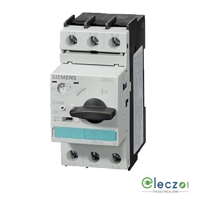 Siemens Sirius 3RV1 MPCB 0.9 - 1.25A, Standard Release, O/L & S/C, For Motor And Plant Protection