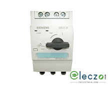 Siemens Sirius 3RV MPCB 36 - 45 A, Magnetic Release, S/C