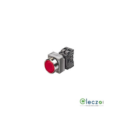 Siemens Sirius ACT Illuminated Push Button Actuator With Integrated LED 22 mm, Blue, 1 NO, 24 V AC/DC, Flush Type