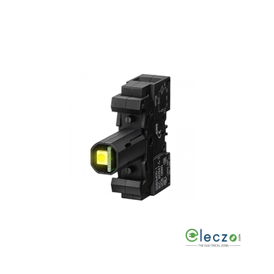 Siemens Sirius ACT Lamp Holder Yellow, 24 V AC/DC, Integrated LED