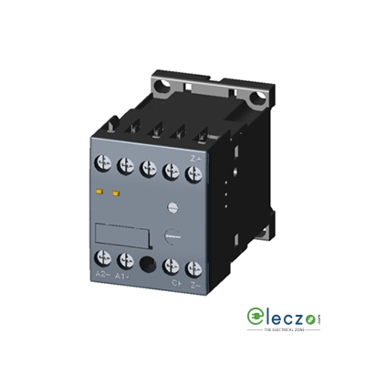 Siemens Sirius Off Delay Device 24 V DC, Suitable For 3RT201, 3RT202 & 3RH2, 1BB40 Contactor
