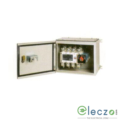 Socomec ByPass Changeover Switch (BPCOS) 1250 A, Enclosed, 4 Pole, 415 V AC