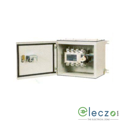 Socomec Changeover Switch (COS) 200 A, Enclosed, 4 Pole, 415 V AC