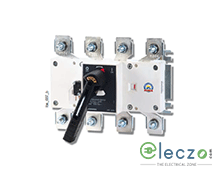 Socomec Load Break Switch 125 A, Open Execution, 4 Pole, 415 V AC