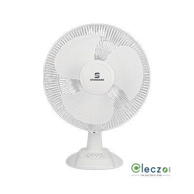 "Standard Sailor High Speed Table Fan 400 mm (16""), White"