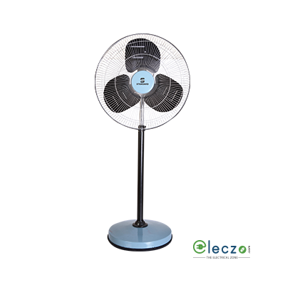 "Standard Storm-Air Farrata Pedestal Fan 500 mm (20""), Bi Color"
