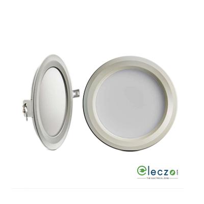 "Syska Edge Series LED Slim Down Light 5 W, Cool White, 3"", Round"