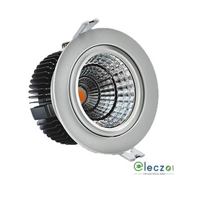Syska ECO Series COB LED Down Light 4 W, Neutral White
